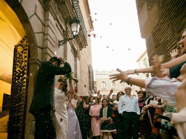 La boda de Eduardo y Alicia en Toledo, Toledo 29