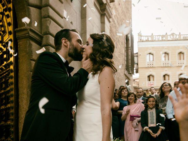 La boda de Eduardo y Alicia en Toledo, Toledo 30