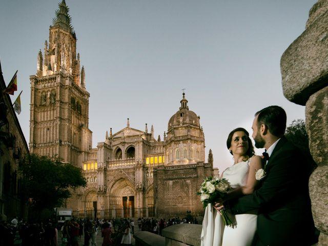 La boda de Eduardo y Alicia en Toledo, Toledo 31