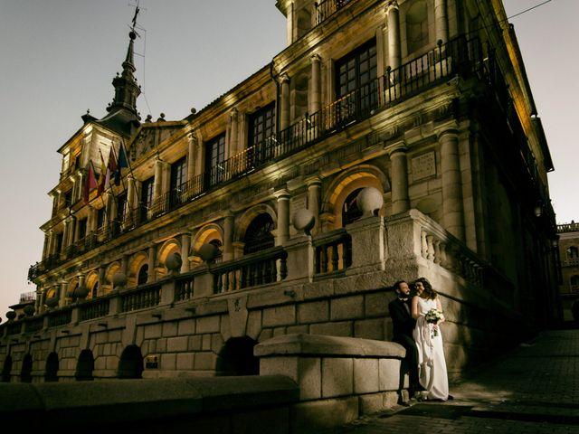 La boda de Eduardo y Alicia en Toledo, Toledo 1