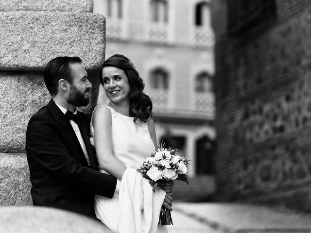 La boda de Eduardo y Alicia en Toledo, Toledo 32
