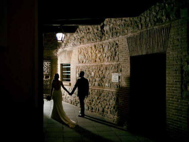 La boda de Eduardo y Alicia en Toledo, Toledo 35
