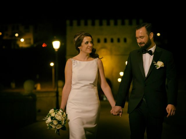 La boda de Eduardo y Alicia en Toledo, Toledo 37