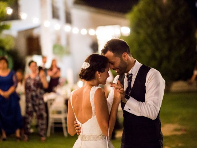 La boda de Elvira y Juanfran