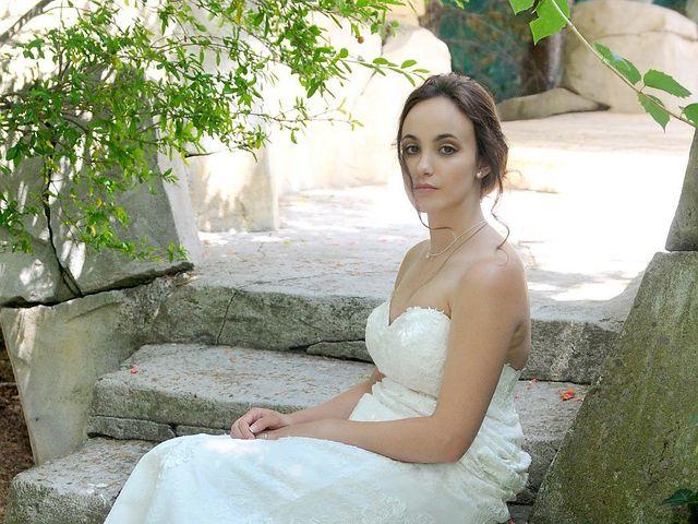 La boda de Fran y Paula en Huarte-pamplona, Navarra 1