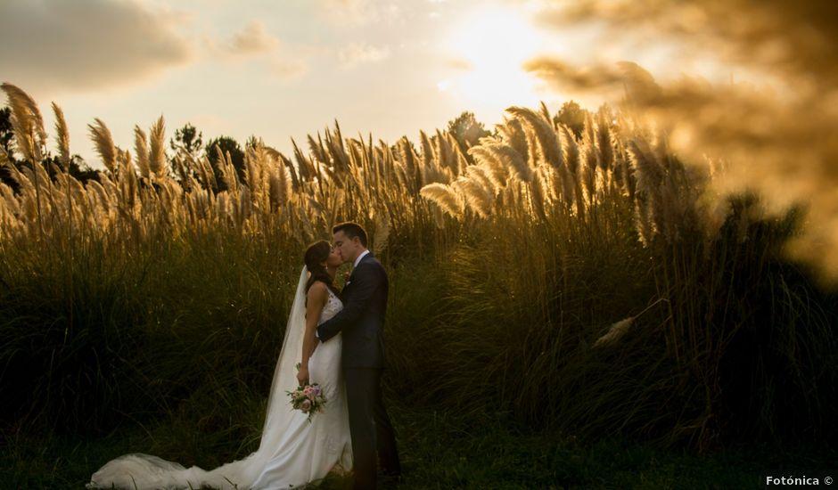 La boda de Arkaitz y Olatz en Loiu, Vizcaya