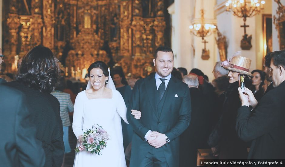 La boda de Jose y Carmen en Granada, Granada