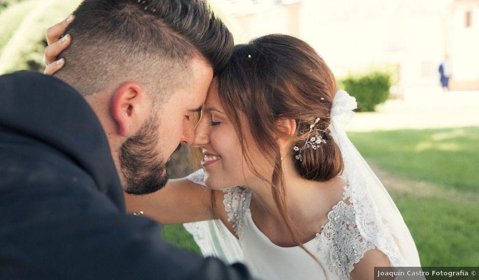 La boda de Pedro y Noelia en La Carolina, Jaén