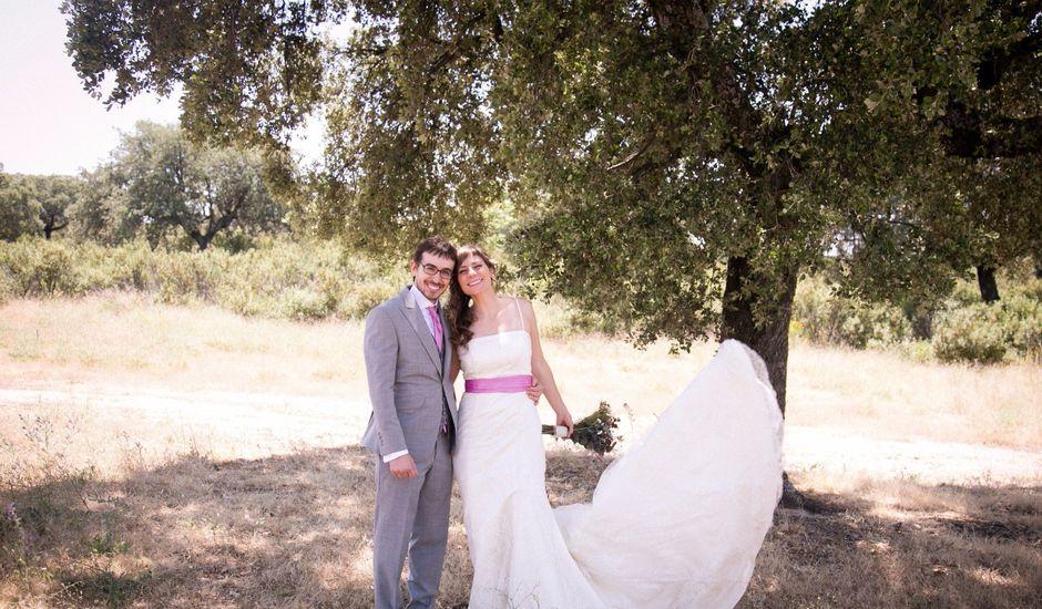 La boda de Gerardo y Paula en Collado Villalba, Madrid
