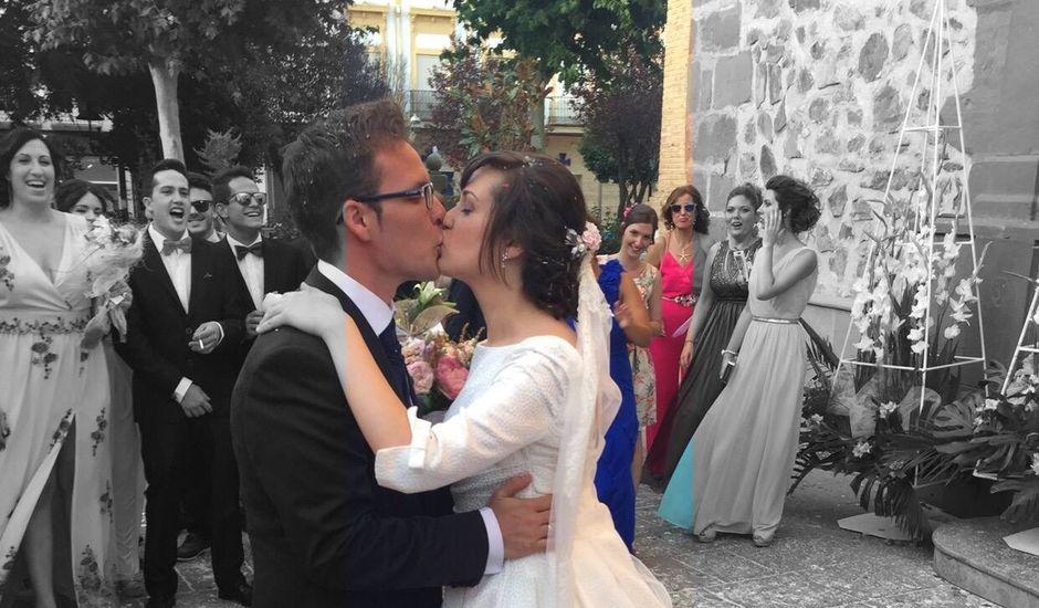 La boda de Miguel Ángel   y Lorena   en Herencia, Ciudad Real