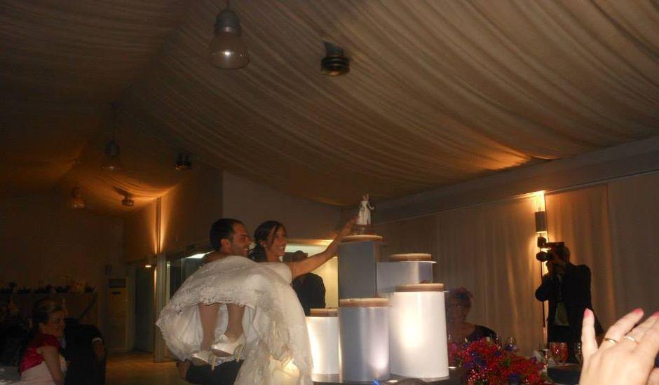 La boda de Gonzalo y Esther en Sagunt/sagunto, Valencia