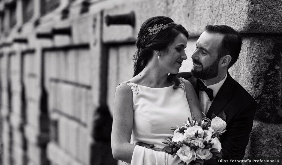 La boda de Eduardo y Alicia en Toledo, Toledo