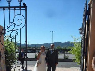 La boda de Carmen  y Pedro  1