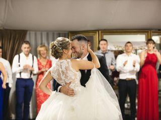 La boda de Tamara y Jhonatan