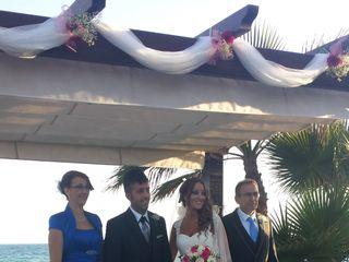 La boda de Adrián y Carmen 1