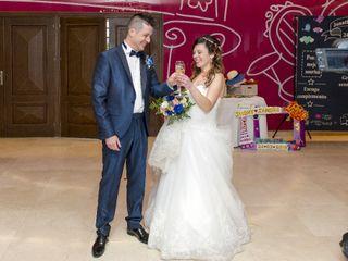 La boda de Sandra y Jhony 1