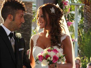 La boda de Adrián y Carmen