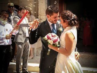 La boda de Marta y Juan Alberto