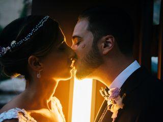 La boda de Marian y Enric