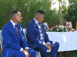 La boda de Joaquín  y Antonio 1