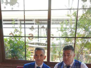 La boda de Joaquín  y Antonio 2