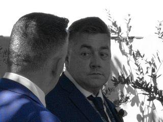 La boda de Joaquín  y Antonio