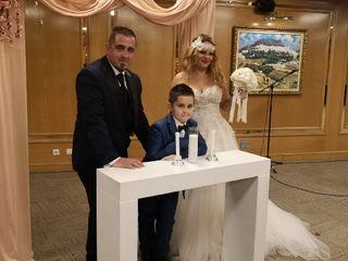 La boda de Cristian y Beatriz