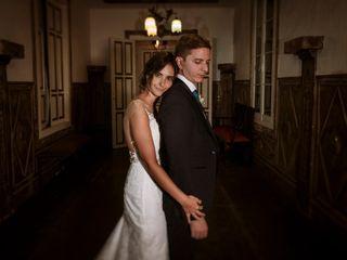 La boda de Tania y Eduardo 1