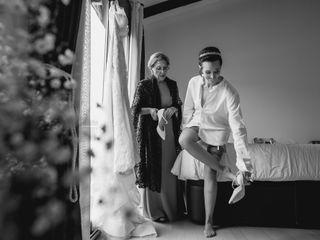 La boda de Nuria y Pau 1