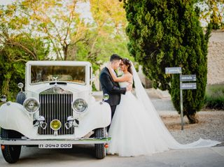 La boda de Teté y Toni
