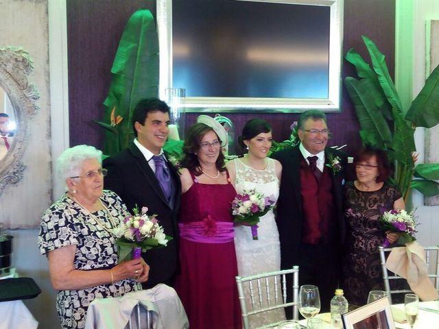 La boda de David y Noelia en Tarazona, Zaragoza 1