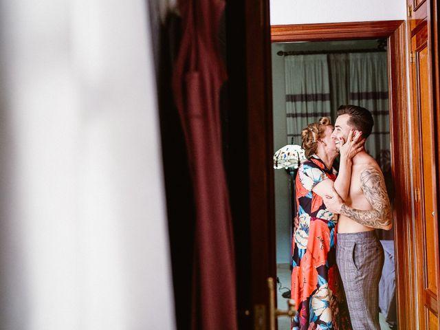 La boda de Alberto y Cinta en Palos De La Frontera, Huelva 8