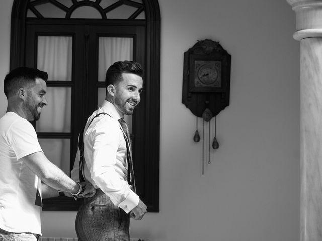 La boda de Alberto y Cinta en Palos De La Frontera, Huelva 16