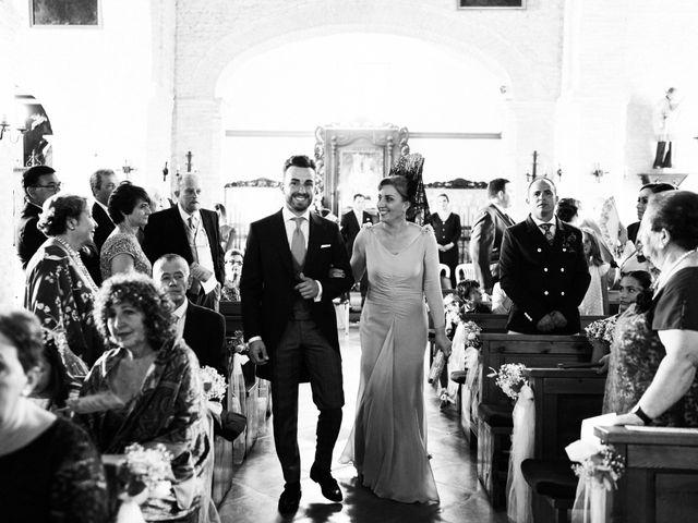 La boda de Alberto y Cinta en Palos De La Frontera, Huelva 60