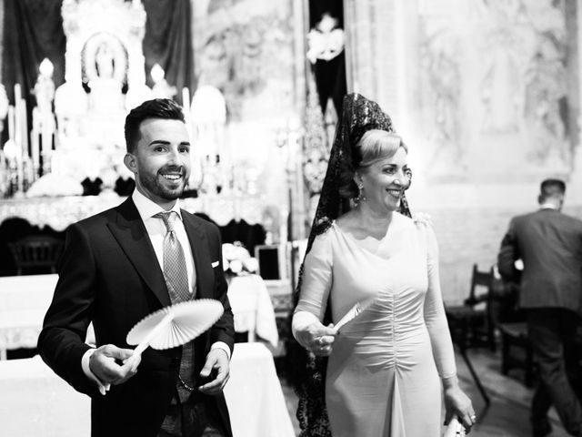 La boda de Alberto y Cinta en Palos De La Frontera, Huelva 61