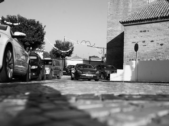 La boda de Alberto y Cinta en Palos De La Frontera, Huelva 63