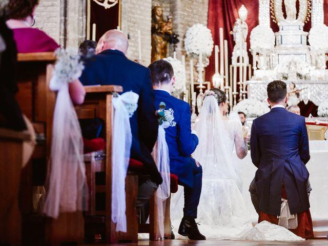 La boda de Alberto y Cinta en Palos De La Frontera, Huelva 68