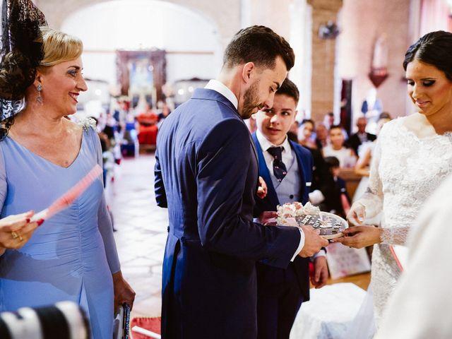 La boda de Alberto y Cinta en Palos De La Frontera, Huelva 69