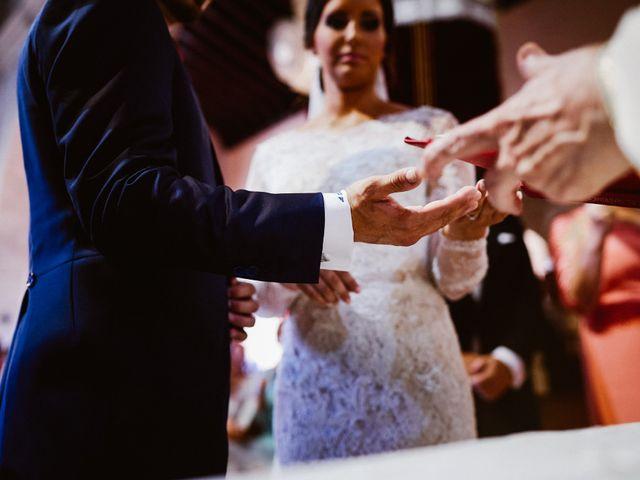 La boda de Alberto y Cinta en Palos De La Frontera, Huelva 70