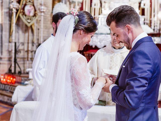 La boda de Alberto y Cinta en Palos De La Frontera, Huelva 71