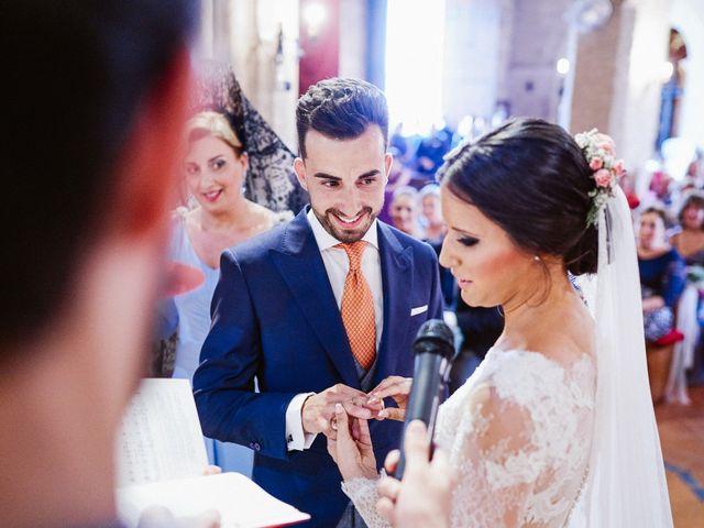 La boda de Alberto y Cinta en Palos De La Frontera, Huelva 72