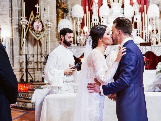 La boda de Alberto y Cinta en Palos De La Frontera, Huelva 73