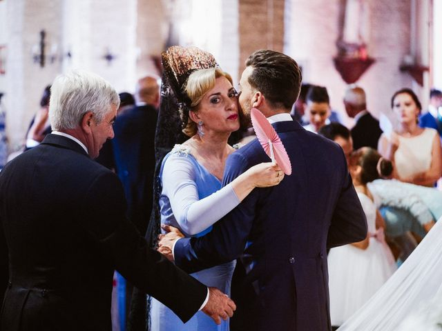 La boda de Alberto y Cinta en Palos De La Frontera, Huelva 76