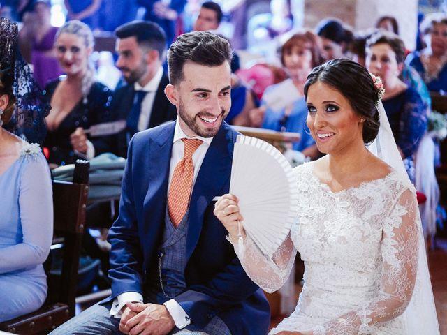 La boda de Alberto y Cinta en Palos De La Frontera, Huelva 80