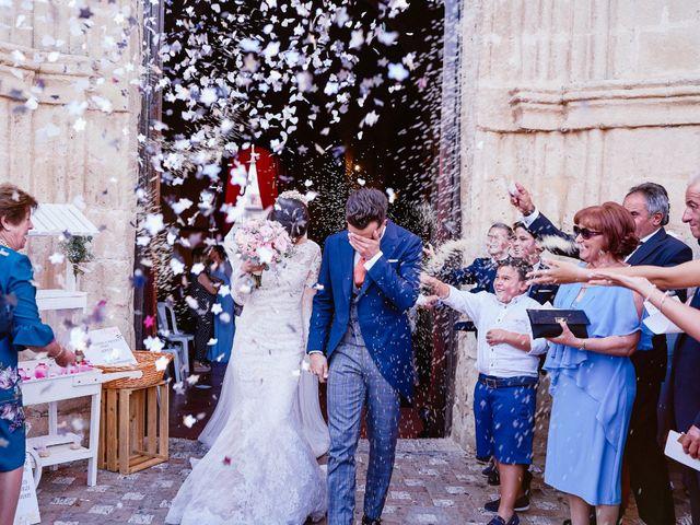 La boda de Alberto y Cinta en Palos De La Frontera, Huelva 81