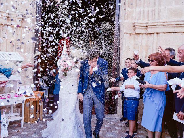 La boda de Alberto y Cinta en Palos De La Frontera, Huelva 82