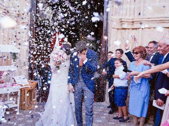 La boda de Alberto y Cinta en Palos De La Frontera, Huelva 84