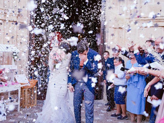La boda de Alberto y Cinta en Palos De La Frontera, Huelva 85
