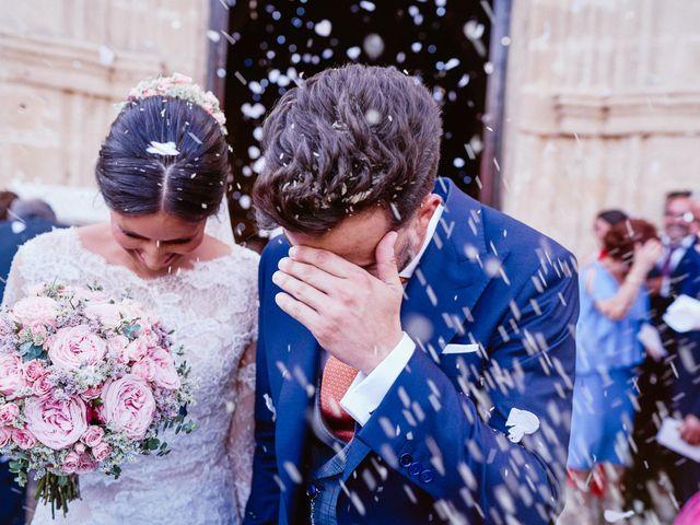 La boda de Alberto y Cinta en Palos De La Frontera, Huelva 86