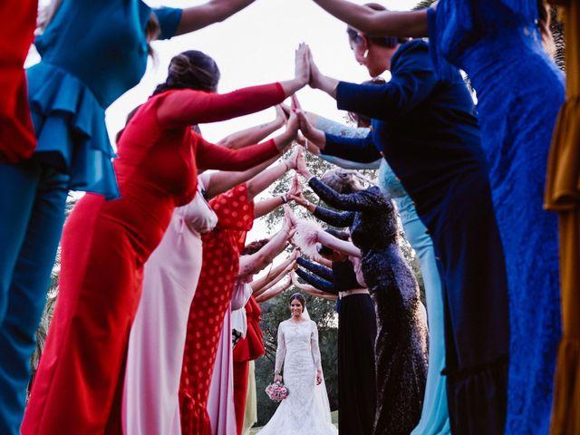 La boda de Alberto y Cinta en Palos De La Frontera, Huelva 91